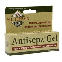 Antiseptz gel - 0.5 oz