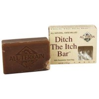 All terrain  ditch the itch skin relief bar soap - 4 oz