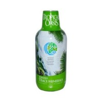 Tropical oasis ionized trace minerals - 16 oz