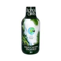 Tropical oasis liquid calcium and magnesium orange - 16 oz