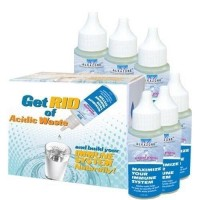 Alkazone alkaline booster drops - 1.2 oz, 6 pack