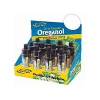 North american herb and spice display travel oreganol case of 12 - 0.25 oz