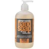 Eo products everyone hand soap apricot and vanilla  - 12.75 oz