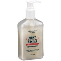 Kirks original coco castile liquid hand soap - 8 oz