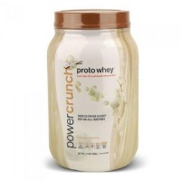 Power crunch whey protein vanilla creme  -32 oz