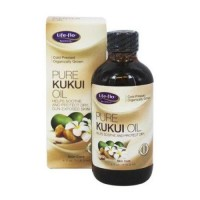 Lifeflo health care pure kukui oil - 4 oz
