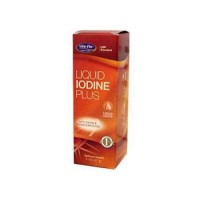 Lifeflo health care liquid iodine plus - 2 oz