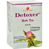 Health king detoxer herb tea bags - 20 ea