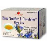 Blood tonifier and circulator tea health king - 20 Bag