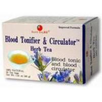 Blood tonifier and circulator tea health king - 20 Bag