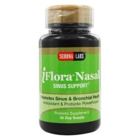 Sedona labs iflora nasal health formula - 90 Vegetarian Capsules