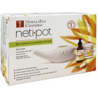 Himalayan international institute eco neti pot starter kit - 1 ea