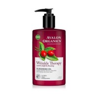 Wrinkle therapy cleansing oil avalon organics - 1 ea,8 oz