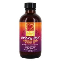 Island twist jamaican black castor oil, extra dark - 4 oz