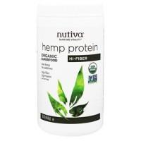 Nutiva - Organic Hemp Protein Hi Fiber - 16 oz.