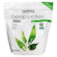 Nutiva - Organic Hemp Protein 15g - 3 lbs.