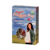Three lollies organic preggie pop drops - 12 ea
