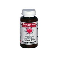 Kroeger herb thyroid care capsules - 100 ea