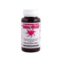 Kroeger herb female balance capsules - 100 ea