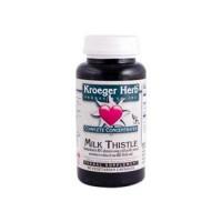 Kroeger herb milk thistle vegetarian capsules - 90 ea