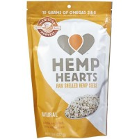 Manitoba harvest hemp seeds - 8 oz,8 pack