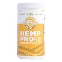 Manitoba harvest hemp foods hemppro50 protein powder - 16 oz