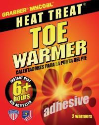 Grabber Inc. toe warmers - 2 pack, 40 ea
