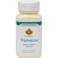 Savesta triphalax gentle herbal laxative veggie caps - 60 ea