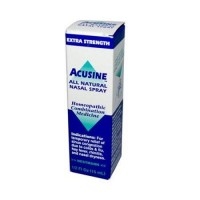 Acusine nasal spray - 0.5 oz