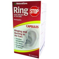 Natural Care Ringstop caps 60 capsules