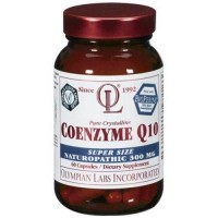 Olympian labs coenzyme q10 dietary supplement - 60 ea