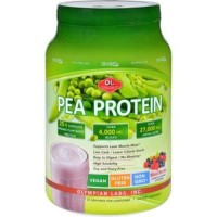 Olympian labs pea protein mixed berries 20 servings - 29 oz