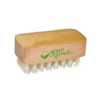Green sprouts nail brush - 1 ea