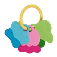 Green sprouts teething keys unisex 3 months plus - 1 ea