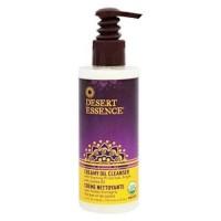 Desert essence creamy oil cleanser - 6.4 oz.