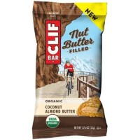 Clif Bar Bar Og2 Cnt Alm Nut Butter - 1.76 Oz, Pack Of 12