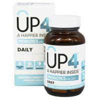 Up4 probiotics dds1 daily vegetarian capsules -  60 ea