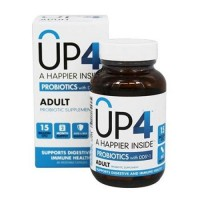 Up4 probiotics dds1 adult vegetarian capsules -  60 ea