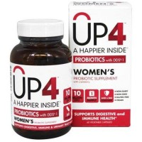 Up4 probiotics dds1 womens vegetarian capsules -  60 ea