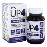 Up4 probiotics dds1 senior vegetarian capsules - 60 ea
