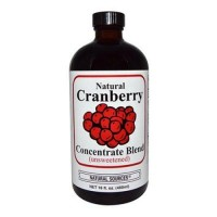 Natural sources cranberry concentrate - 16 oz