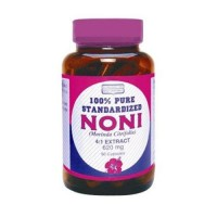 Only natural 100percentage pure standardized noni 41 extract capsules - 50 Ea