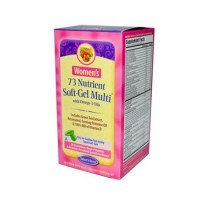 Nature's secret women's 73 nutrient softgel multi vitamin  -   60 ea
