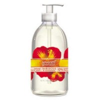 Natural hand wash Hibiscus and cardamon - 12 oz