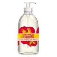 Natural hand wash Hibiscus and cardamon - 12 oz