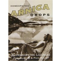 Historical Remedies Homeopathic Arnica Drops Repair and Relief Lozenges - 30 ea, 12 pack