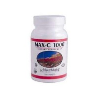Maxi health c1000 with bioflavonoids 1000 mg tablets - 100 ea