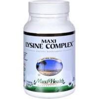 Maxi health kosher vitamins maxi lysine complex - 60 ea
