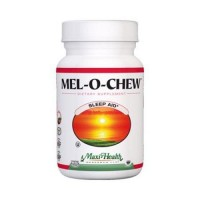 Maxi health melochew tablets - 200 ea