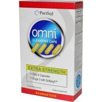 Heaven sent naturals omni cleansing softgels - 4 ea